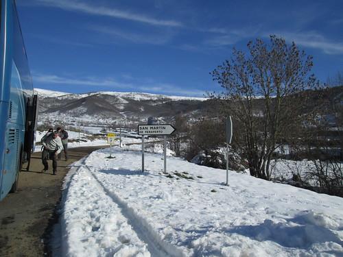 Fotografía Berta A. Senderismo Sermar por la ruta por el valle de Muda Palencia (3)