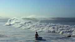 SNAPPER ROCKS,  FRIDAY AFTERNOON,  26.02.2016 (16th man) Tags: beach canon eos sand surf australia qld queensland cyclone coolangatta snapperrocks rainbowbay tweedheads pointdanger mickfanning froggiesbeach eos5dmkiii