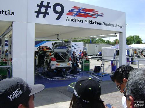 WRC Rally Guanajuato México 2016 - Sábado 5 de marzo - Rally Campus 027