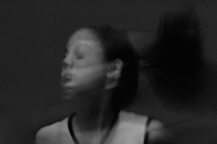 movement 66 (Dirk Delbaere) Tags: light portrait people blackandwhite mist distortion motion blur girl monochrome fog dark kid movement haze focus energy looking mask emotion time spirit dream surreal atmosphere scene move flux shade agility rush shake passing moment hazy glimpse fleeting brief quick confusion glitch ephemeral atmospheric act flurry locomotion trance daze motility dreamscape mobility obscure transient vitality impermanent transitory commotion vivacity flitting