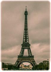 The Eiffel Tower (Dan Elms Photography) Tags: paris france tower canon french eiffeltower eiffel toureiffel capitalcity canon600d canoneos600d danelms talldan76 danelmsphotography