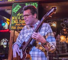 Bluesman Ron Felton (MarcCooper_1950) Tags: musician music bar losangeles nikon livemusic blues performer lightroom tarzana d810 marccooper 2470mmf28nikon mauisugarmillsaloon cadillaczackbluesparty