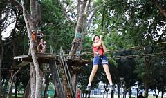 Forest Adenture #Teamwork (ahmuigraphy) Tags: bedokreservoir kidssports forestadventure
