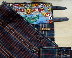 MacLately with an Historic Scotland lining