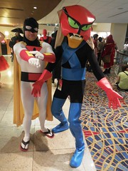 Space Ghost & Brak (Wrath of Con Pics) Tags: cosplay spaceghost brak dragoncon spaceghostcoasttocoast dragoncon2015
