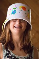 Bucket Head (Stuart Borrett) Tags: california family mountains kids easter egg bigbear egghunt springbreak2016