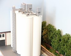 2016_04_01_Silo Side Building_501 (dmq images) Tags: railroad scale layout model railway 187 modelleisenbahn schaal modelspoor h0