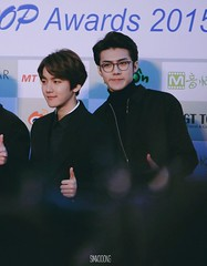 160217 - Gaon Chart Kpop Awards (9) ( ) Tags: awards exo gaon musicawards 160217 exosehun sehun ohsehun gaonchartkpopawards