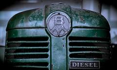 Bolinder-Munktell Tractor from 1950 (SwedishPhotoBear) Tags: tractor traktor sweden schweden swedish bm 24105 oldtractor bolindermunktell bolinder munktell canon6d bmtractor