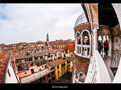 a tutto tondo (magicoda) Tags: hello venice light boy red sky italy panorama woman abstract black reflection girl donna nikon women italia foto emotion pano towel fisheye voyeur cielo passion reality abstraction fotografia dslr astratto reflexions rosso venezia riflessi reflexion nero fluido luce rialto sanmarco ragazza riflesso passione veneto d300 bovolo 2016 realt contarini emozione fluir astrazione nosexy noupskirt magicoda davidemaggi maggidavide