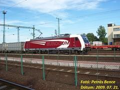 Balatonszentgyrgy, 2009. 07. 21. (petrsbence) Tags: hungary siemens trains railways balaton vonat vast vectron balatonszentgyrgy eurocom villamosmozdony