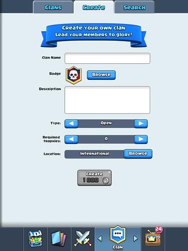 Mobile games Social: screenshots, UI