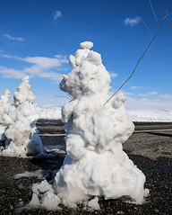Snowman Named Turner (wyojones) Tags: winter snow storm boys fun snowman snowmen wyoming np winterstorm lander redcanyon southpass wyojones snowmenbuilders snowmanfanily southpasshighway wyoming28