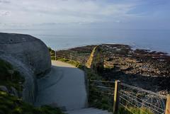 Pointe du Hoc (evenharbo) Tags: sea cliff france history spring nikon outdoor ww2 normandie normandy dday frankrike nikond7100