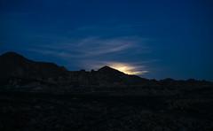 Full Moon Rising from Mastodon Peak (alitay) Tags: moon night fullmoon moonrise joshuatreenationalpark mastodonpeak