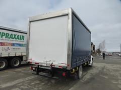 X-TREME 16' (Fourgons Transit Truck Bodies) Tags: truck  transit bodies xtreme tarp toile bote kenworth t170 fourgons