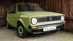 VW Golf I (vwcorrado89) Tags: rabbit vw golf volkswagen 1 i