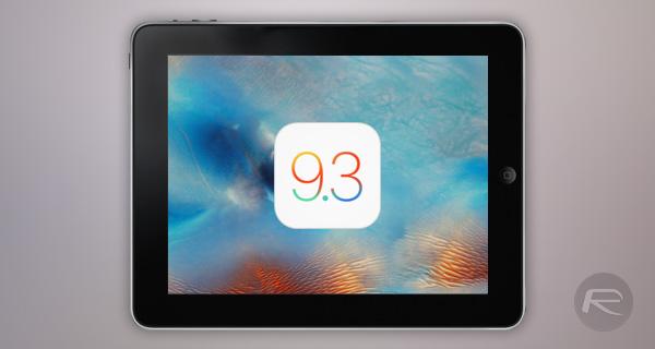 ជយោ! ទីបំផុត Apple បញ្ចេញ iOS 9.3 ដើម្បីដោះស្រាយបញ្ហាជាប់ Activation Lock ហើយ សម្រាប់ឧបករណ៍ទាំងអស់ហើយ!
