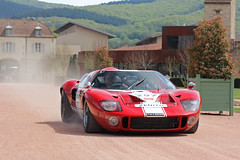 Get Dirty. (Florian Joly Photography) Tags: auto hot sexy cars ford girl wow photography amazing tour florian tao v8 cluny supercars gt40 optic abbaye 2016 joly surnumraire