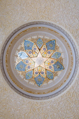 Starflower - Thanks for 1K views :-) (Sparkassenkunde) Tags: leica travel architecture islam religion uae sightseeing mosque abudhabi dome architektur islamic copula moschee sheikhzayedgrandmosque leicaimages leicaxvario