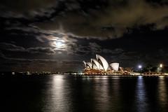 Moon light on SOH 1 (pesze) Tags: landscape sydneyharbour