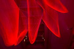 Janet Echelman at the Renwick 2016 (9 of 12) (-Chilly-) Tags: color gallery janet breathtaking renwick washdc luminosity echelman