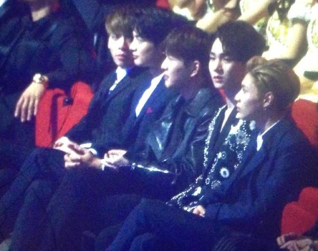 160329 SHINee @ 2016 KU Asia Music Awards' 26193416855_9d81c6fd6c_z