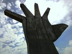 """""""A Mo"""" (Jos Argemiro) Tags: cidade americalatina memorial saopaulo escultura turismo mo"""
