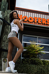HI0A8005 (fotodan57) Tags: wild portrait people brown black cute sexy girl beautiful smile face canon pose fun skinny outside outdoors nice friend legs sweet awesome country young hooters posing excited camo 7d shorts easy brunette browneyes teaser mkii llens greatbody greateyes