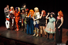 BIFFF cosplay (Red Cathedral is alive) Tags: red anime cosplay convention ladybug rood bozar bifff eventcoverage brusselsinternationalfestivaloffantasticfilm aztektv miraculoustalesofladybugandchatnoir