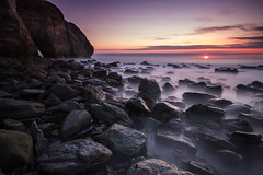 Belong (johnkaysleftleg) Tags: england seascape rocks durham seaham blastbeach countydurham nosespoint sigma1020mmf456exdchsm nd3 durhamcoast 10stopfilter ndsoftgrad09 canon760d