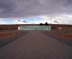 Hotel (adzscott) Tags: patagonia mamiya film argentina landscape rz67