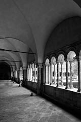 Basilica di San Giovanni in Laterano (.Choco.) Tags: san italia noir basilica di blanc eglise italie giovanni laterano