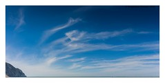 Western approaches, Solent (frattonparker) Tags: sea sky clouds raw isleofwight cumulus solent englishchannel stratus cirrocumulus cirrus cumulonimbus altocumulus stratocumulus lamanche tamron28300mm chalkdownland nikond600 btonner frattonparker theneedlesheadland lightroom6
