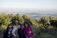 Family (Dan_lazar) Tags: trip family mountain dan kids israel zimmer north kineret  noa yoav passover     miron  sigal  lazar