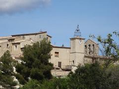 Le Village de Lurs (Hlne_D) Tags: france church paca campanile provence eglise alpesdehauteprovence lurs provencealpesctedazur hlned