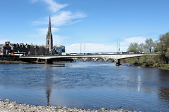 _MG_2970a - Scenes of Perth Scotland along the river Tay by Grant Hulley (henryhulley) Tags: blue sky water canon river scotland perthshire scenic sunny tay perth canonuser canon50d