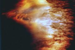 (Mava Lecoq) Tags: sky dark photography noir photographie explosion ciel flamme clair feu obscur lecoq lcq mava