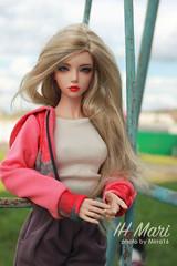 Lovely girl (Mirra16) Tags: doll mari bjd ih iplehouse iple