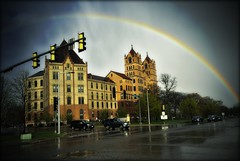 Drive Home Tonight (TSTnT) Tags: rainbows tstnt
