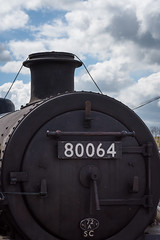 80053 (Nick_Rowland) Tags: train sussex railway steam engines preservation bluebellrailway sheffieldpark
