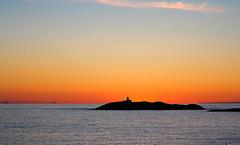 El Marstein Lighthouse (Carmen alicia Laine) Tags: atardecer mar thore casarojas