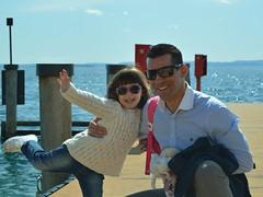 07 - Valerio & Anna (mttdlp) Tags: family portrait lake water lago kid friend happiness ritratto felicità d3200