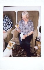 My Year in Film 105/366 (Squatbetty) Tags: birthday film jrt moo scan mum jackrussell curious daft scannedphoto instax hpscanner nosyparker fujifilminstaxmini70