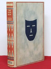"""""""The Thin Man"""" by Dashiell Hammett. NY: Alfred A. Knopf, 1934. First edition. (lhboudreau) Tags: mystery book coverart books story crime novel bookcover alcoholic 1934 nickandnora murdermystery banter boozy hardboiled hardcover sleuths thinman firstedition sleuth dashiellhammett repartee knopf hammett hardboileddetective thethinman classicnovel classicbook crimenovel hardcovers hardcoverbooks nickandnoracharles mysterynovel hardcoverbook nickcharles mysterystory hardboiledmystery noracharles classicmystery alfredaknopt alfredknopf flippantrepartee sarcasticbanter"""