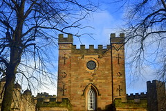 Durham Castle entrance (Tony Worrall Foto) Tags: county uk england castle stream tour open durham place country north entrance visit location tourist area visitors northern update past northeast attraction relic olden durhamcastle