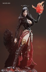 VERYCOOL TOYS VCF-DZS003 Raksa - 07 (Lord Dragon ) Tags: hot female toys actionfigure doll seamless verycool onesixthscale 16scale 12inscale