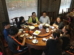 Holiday is meeting time always (Alfred Life) Tags: dinner jon friendship shanghai sandy grandfather   grandmom