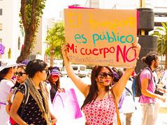 DSC_0269 (Yamileth Ruiz Avia) Tags: woman women feminist feminists feministas 24a feminista feministrally marchafeminista vivasnosqueremos