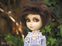 Mysterious Boy  (Little Queen Gaou) Tags: boy mystery garden photography doll mysterious groove pullip taeyang